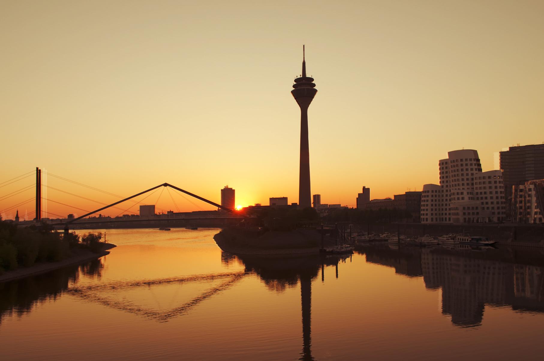 Stromverbrauch in Düsseldorf