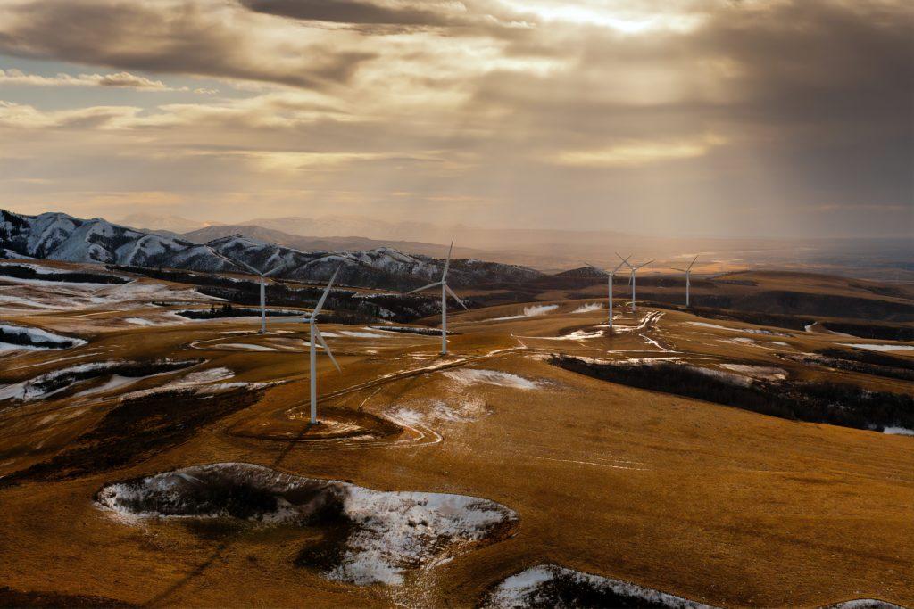 Wind Turbinen